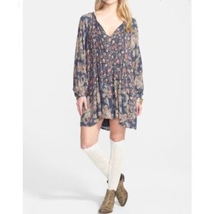 Free People 'Lucky Loose' Swing Dress